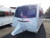 41) Bailey Unicorn Madrid S3 2015 3 berth Caravan Thumbnail